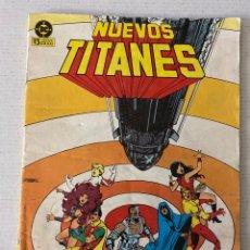 Cómics: NUEVOS TITANES VOL 1 ZINCO #10. Lote 262298320
