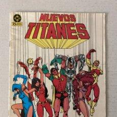 Cómics: NUEVOS TITANES VOL 1 ZINCO #9. Lote 262299930