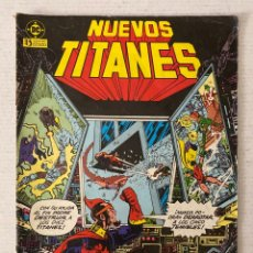 Cómics: NUEVOS TITANES VOL 1 ZINCO #7. Lote 262300165