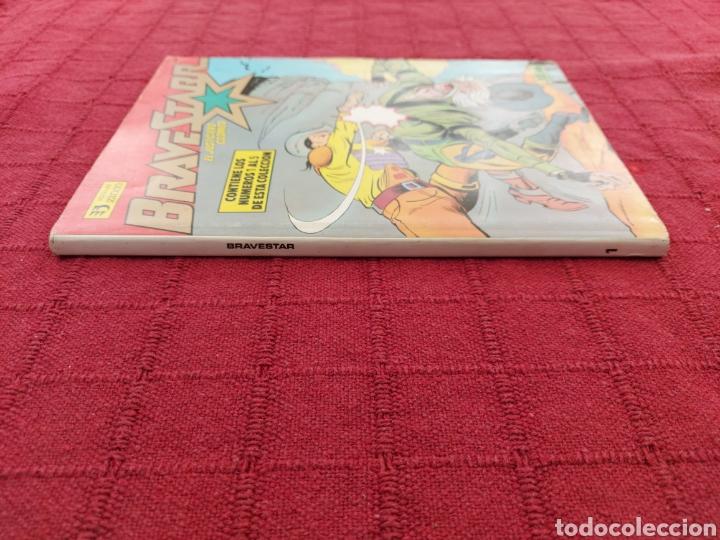 Cómics: BRAVESTARR EL JUSTICIERO COSMICO, COMIC RETAPADO CON LOS NUMEROS DEL 1 AL 5 ,EDICIONES ZINCO - Foto 9 - 262381175