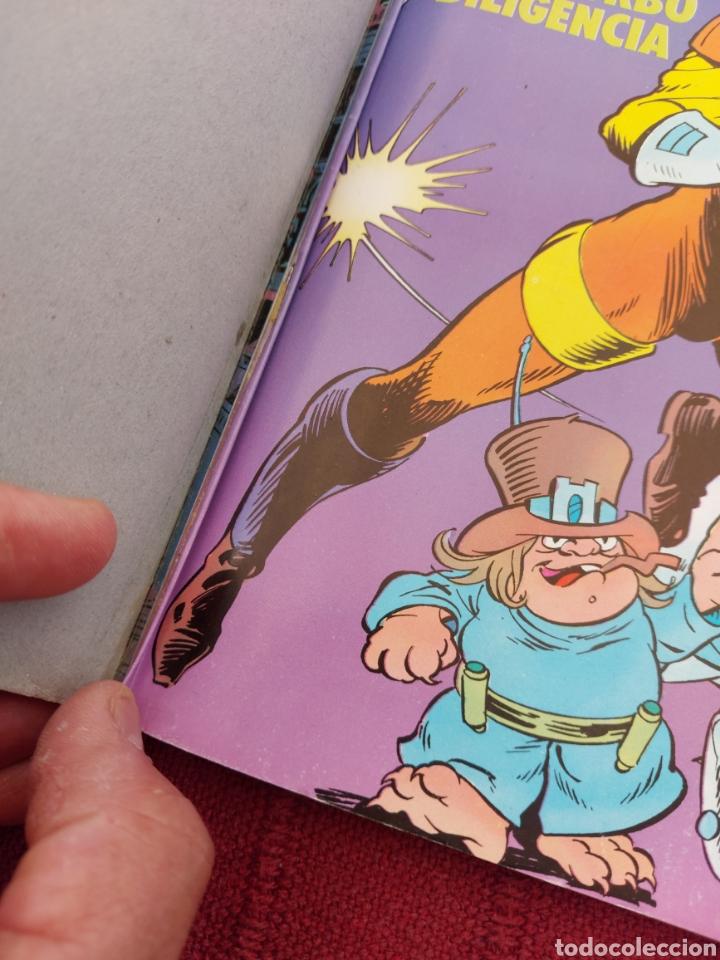 Cómics: BRAVESTARR EL JUSTICIERO COSMICO, COMIC RETAPADO CON LOS NUMEROS DEL 1 AL 5 ,EDICIONES ZINCO - Foto 11 - 262381175