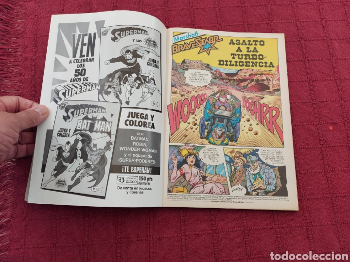Cómics: BRAVESTARR EL JUSTICIERO COSMICO, COMIC RETAPADO CON LOS NUMEROS DEL 1 AL 5 ,EDICIONES ZINCO - Foto 13 - 262381175