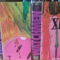 Fumetti: WATCHMEN. COMPLETA (1-12) RETAPADOS ZINCO. ALAN MOORE / DAVE GIBBONS.. Lote 262460960