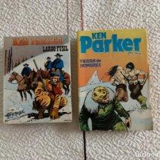 Fumetti: KEN PARKER. EDICIONES ZINCO. COMPLETA. 17 NÚMEROS. Lote 262468560