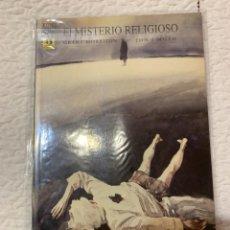 Cómics: EL MISTERIO RELIGIOSO, DE GRANT MORRISON Y J. JAY MUTH. Lote 262471420