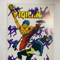 Fumetti: VIGILANTE. Nº 14.- EN EL DIA DEL PADRE. EDICIONES ZINCO / DC.. Lote 262620125