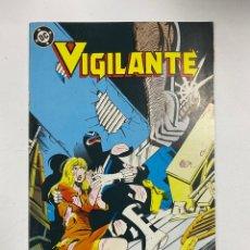 Fumetti: VIGILANTE. Nº 13. EDICIONES ZINCO / DC.. Lote 262620355