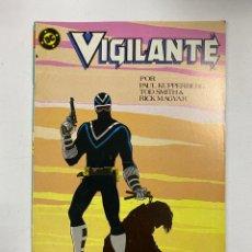 Fumetti: VIGILANTE. Nº 23.- LA PESADILLA CONTINUA. EDICIONES ZINCO / DC.. Lote 262620465