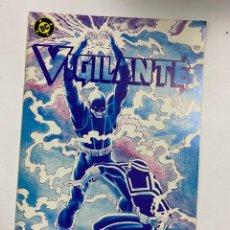 Fumetti: VIGILANTE. Nº 17.- LA SOMBRA DE UN LOCO. EDICIONES ZINCO / DC.. Lote 262620595