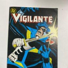 Fumetti: VIGILANTE. Nº 15. EDICIONES ZINCO / DC.. Lote 262620690