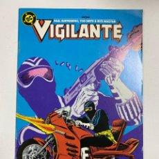 Fumetti: VIGILANTE. Nº 18.- LA LEY DEL VIGILANTE. EDICIONES ZINCO / DC.. Lote 262620820