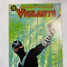 Fumetti: VIGILANTE. Nº 19. EDICIONES ZINCO / DC.. Lote 262620970