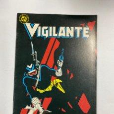 Fumetti: VIGILANTE. Nº 21.- EL FIN DE LA LOCURA. EDICIONES ZINCO / DC.. Lote 262621285