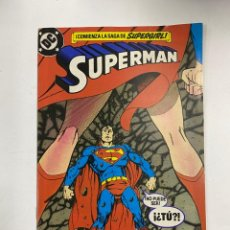 Cómics: SUPERMAN. Nº 49.- COMIENZA LA SAGA DE SUPERGIRL. DC / EDICIONES ZINCO.. Lote 276944868