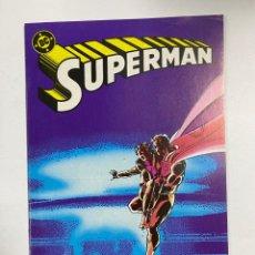 Cómics: SUPERMAN. Nº 39.- JAQUEMATE. IRRUMPE EN METROPOLIS. DC / EDICIONES ZINCO.. Lote 262664325
