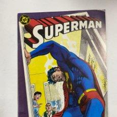 Cómics: SUPERMAN. Nº 41.- SOLDADOS DE LATON. DC / EDICIONES ZINCO.. Lote 262664545