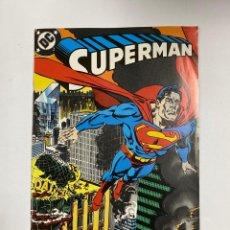 Cómics: SUPERMAN. Nº 59.- ¡DESTERRADO!. DC / EDICIONES ZINCO.. Lote 262664645