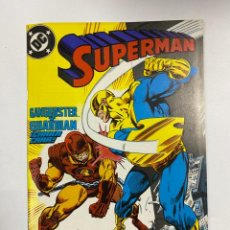 Cómics: SUPERMAN. Nº 58.- GANGBUSTER Y GUARDIAN. ¡CARA A CARA!. DC / EDICIONES ZINCO.. Lote 262664740