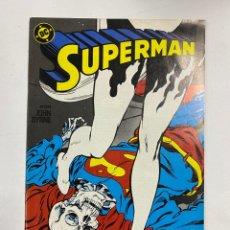 Cómics: SUPERMAN. Nº 42.- GRITOS EN LA NOCHE. DC / EDICIONES ZINCO.. Lote 262665205