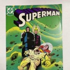 Cómics: SUPERMAN. Nº 45.- REGRESO A KRYPTON. DC / EDICIONES ZINCO.. Lote 262665330