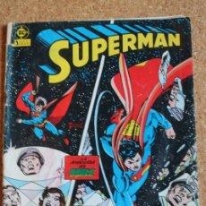 Cómics: SUPERMAN. EDICIONES ZINCO. DC. Nº27. LA AMENAZA ES DOBLE. Lote 262692065