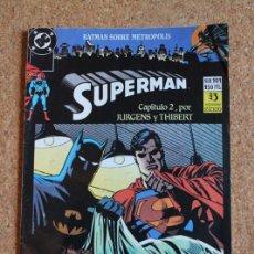 Cómics: SUPERMAN. EDICIONES ZINCO. DC. Nº101. ENIGMAS. Lote 262692965