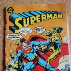 Cómics: SUPERMAN. EDICIONES ZINCO. DC. Nº30. ¡TERRORES GEMELOS !. Lote 262694060