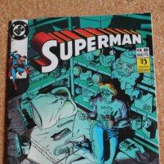 Cómics: SUPERMAN. EDICIONES ZINCO. DC. Nº89. REFUGIO PARA LOS DESAMPARADOS. Lote 262695045