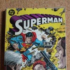 Cómics: SUPERMAN. EDICIONES ZINCO. DC. Nº11 Y 15.. Lote 262695310