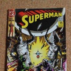 Cómics: SUPERMAN. EDICIONES ZINCO. DC. Nº97. EL DIA DEL HOMBRE DE KRYPTON. Lote 262695580