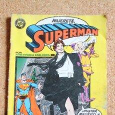 Cómics: SUPERMAN. EDICIONES ZINCO. DC. Nº 28. ¡PROCEDENTE DE LA 5ª DIMENSION!. Lote 262696180