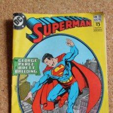 Cómics: SUPERMAN. EDICIONES ZINCO. DC. Nº 72. ¡EL HOMBRE DE ACERO REGRESA A LA TIERRA!. Lote 262696530