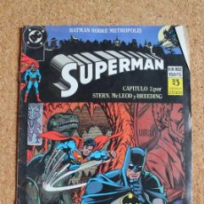 Cómics: SUPERMAN. EDICIONES ZINCO. DC. Nº 102. PACTO MORTIFERO. Lote 262696990