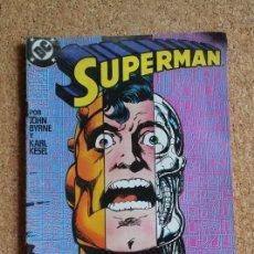 Cómics: SUPERMAN. EDICIONES ZINCO. DC. Nº 48. LA PATRULLA CONDENADA. Lote 262703570