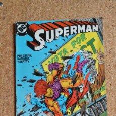 Cómics: SUPERMAN. EDICIONES ZINCO. DC. Nº 52. RAMPAGE ¡SEGUNDO ASALTO!. Lote 262703780
