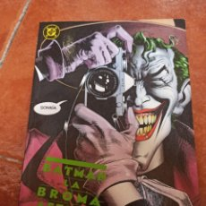 Cómics: BATMAN LA BROMA ASESINA EDICIONES ZINCO PRESTIGIO. Lote 262938825