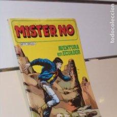 Cómics: MISTER NO Nº 11 AVENTURA EN ECUADOR - ZINCO. Lote 262941535