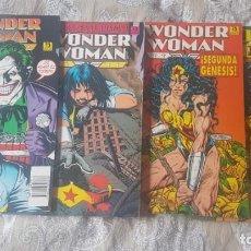 Cómics: WONDER WOMAN (4 TOMOS) - ZINCO. Lote 263004850