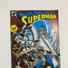 Cómics: SUPERMAN. Nº 46.- LAS AVENTURAS DE SUPERMAN. DC / EDICIONES ZINCO.. Lote 276944908