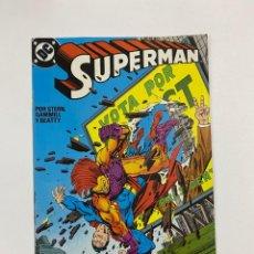 Fumetti: SUPERMAN. Nº 52.- RAMPAGE. ¡SEGUNDO ASALTO!. DC / EDICIONES ZINCO.. Lote 263234170