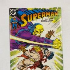 Cómics: SUPERMAN. Nº 68.- ¡EL PODER DE MONGUL!. DC / EDICIONES ZINCO.. Lote 263235210