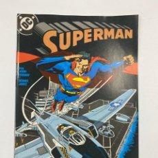 Cómics: SUPERMAN. Nº 53.- ¡MAS ALLA DEL LIMITE!. DC / EDICIONES ZINCO.. Lote 263235710