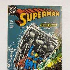 Cómics: SUPERMAN. Nº 57.- LAS AVENTURAS DE SUPERMAN - LA BUSQUEDA. DC / EDICIONES ZINCO.. Lote 263239415