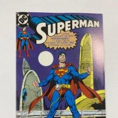 Fumetti: SUPERMAN. Nº 62. DC / EDICIONES ZINCO.. Lote 263240035