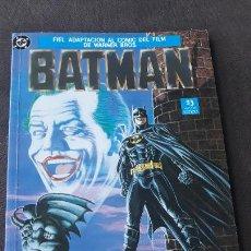 Cómics: BATMAN ZINCO LA PELICULA PRESTIGIO DENNY O´NEAL JERRY ORDWAY. Lote 263249070