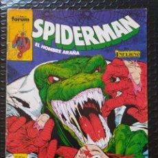 Cómics: DESCATALOGADO-SPIDERMAN #213 MACFARLANE-SPANISH EDITION-FORUM-FN-BOLSA Y BACKBOARD. Lote 263259575