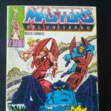 Cómics: MASTERS DEL UNIVERSO RETAPADO DEL 1 AL 4. Lote 263595675