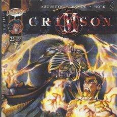 Cómics: CRIMSON - 25 NºS - COMPLETA - MUY BUEN ESTADO. Lote 263647420