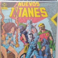 Cómics: DESCATALOGADO-NUEVOS TITANES #16-ZINCO-FN-BOLSA & BACKBOARD. Lote 263683630