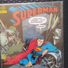 Cómics: DESCATALOGADO-SUPERMAN #16-ZINCO-FN-BOLSA & BACKBOARD. Lote 263683840